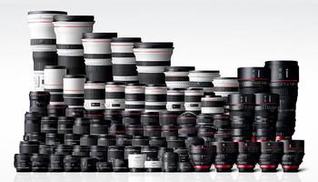 «Объективы Canon» (онлайн)